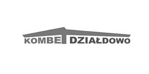 logo przedsiębiorstwa KOMBE Działdowo