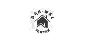 logo przedsiębiorstwa DĄB-WEL TARTAK