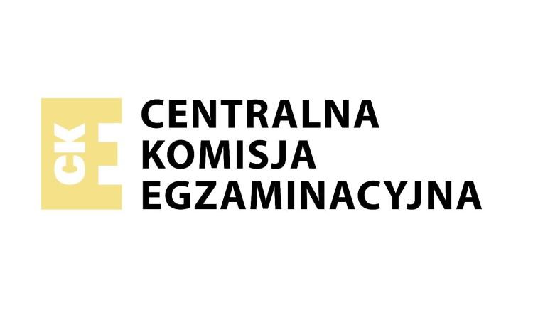 logo Centralnej Komisji Egzaminacyjnej